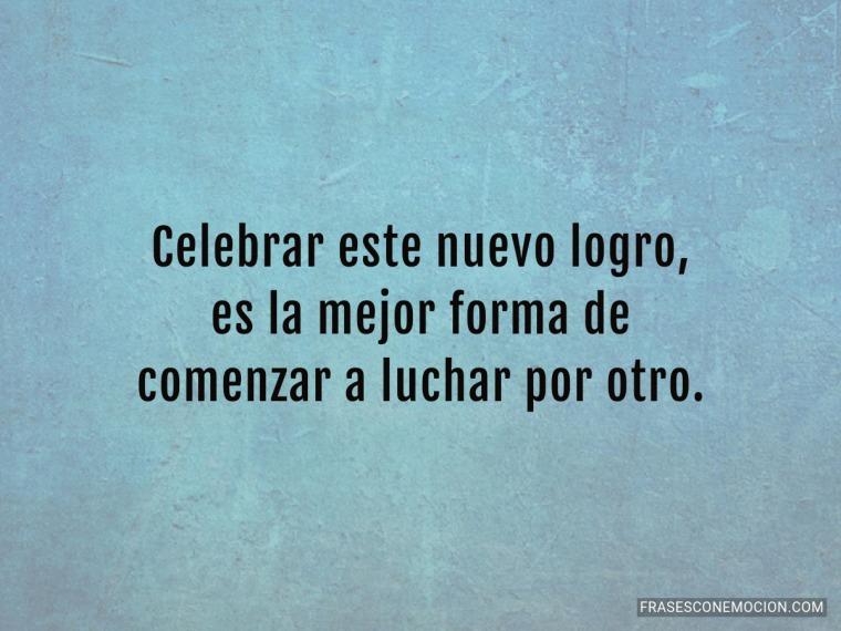 Celebrar este...