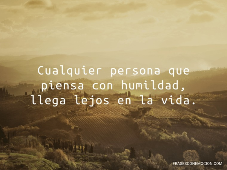 Cualquier persona...