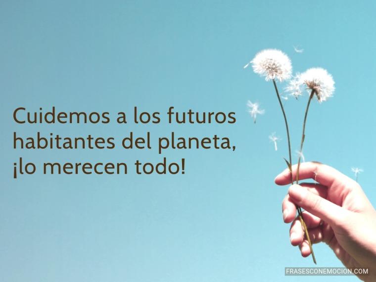 Cuidemos a los futuros...