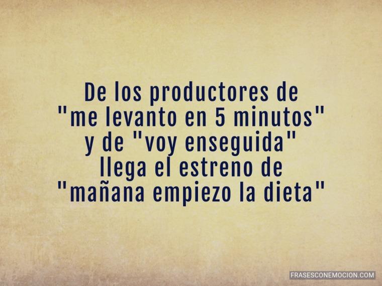 De los productores de...