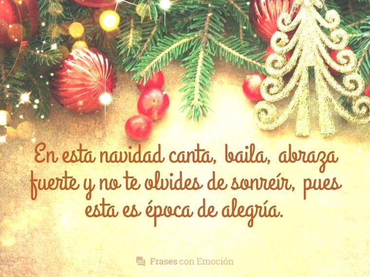 En esta navidad canta...