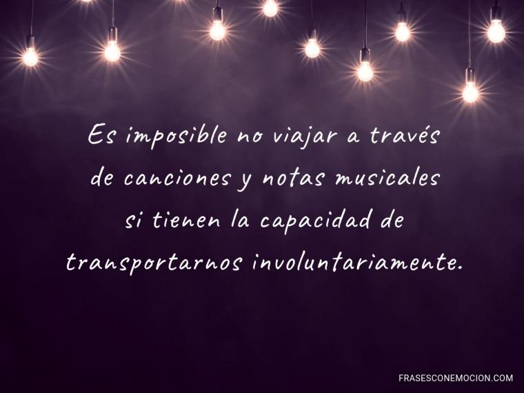 Es imposible no viajar...