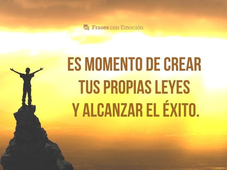 Es momento de crear...