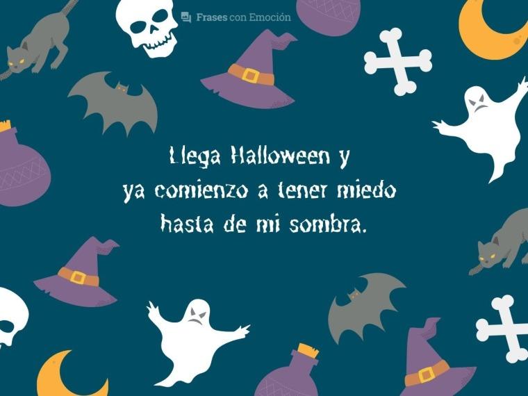 Llega Halloween y ya...