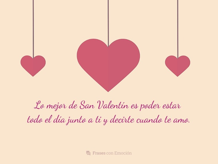 Citas de San Valentín