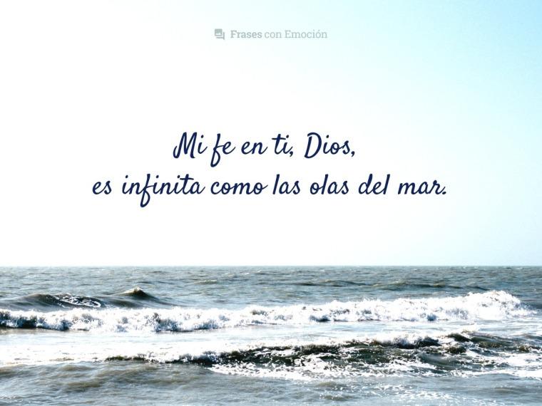 Mi fe en ti...