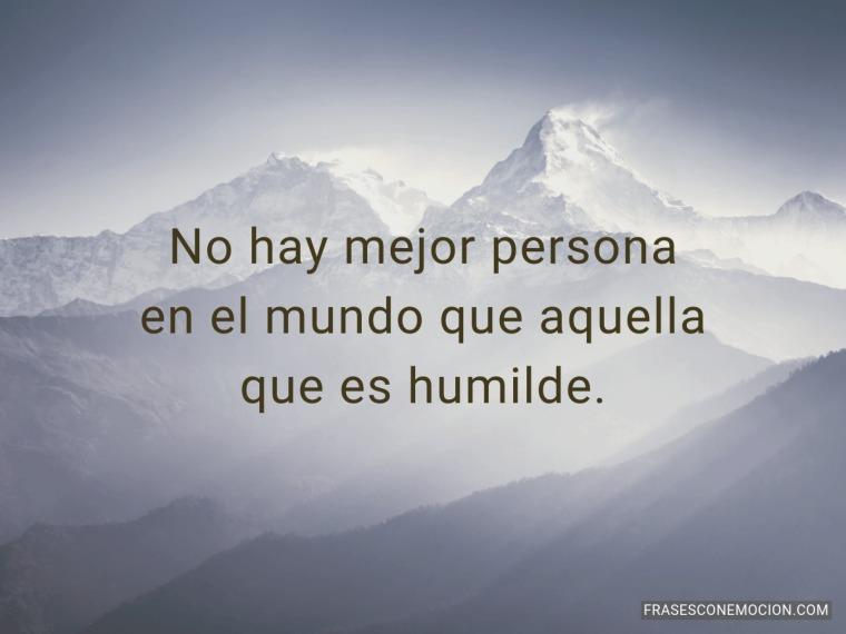No hay mejor persona...