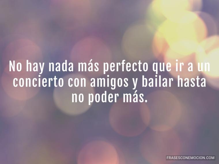 No hay nada más perfecto...