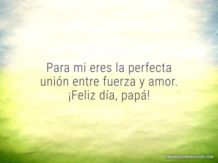 Para mi eres la perfecta...