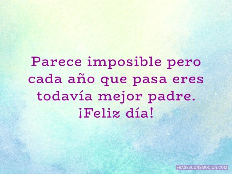 Parece imposible pero...