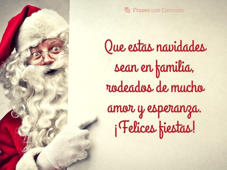 Que estas navidades...
