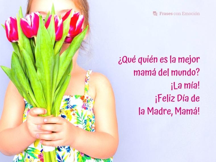 Frases Para El Día De La Madre Frases Con Emoción