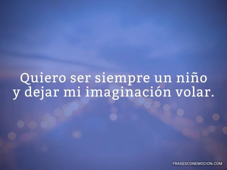 Quiero ser siempre...