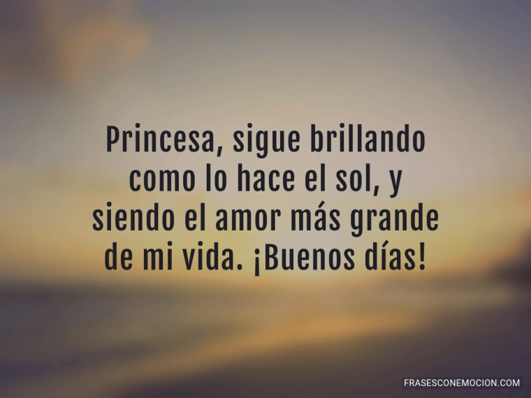 Sigue brillando...