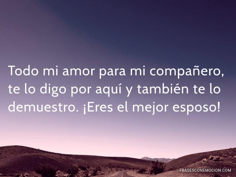 Todo mi amor para mi...