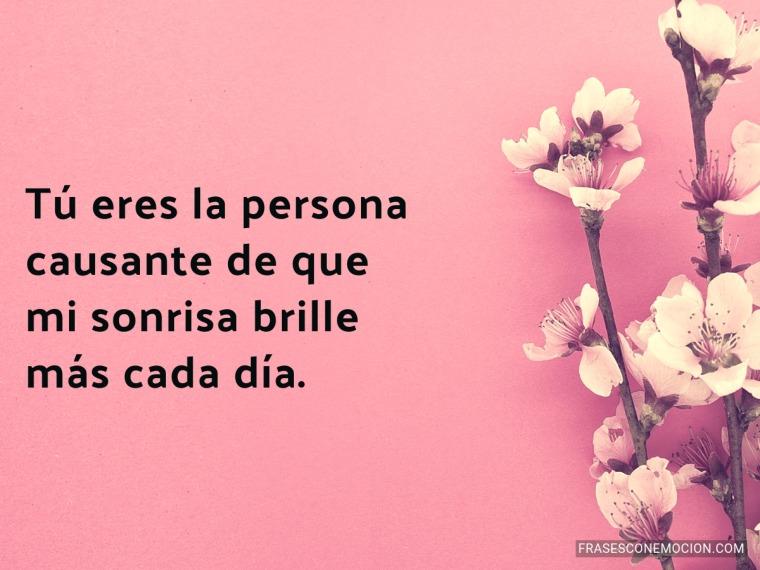 Tú eres la persona...