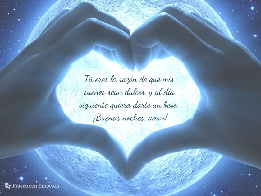 Darte Un Beso Buenas Noches